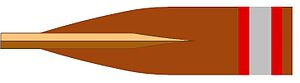 Molesey Lock - Image: Sunburyblade