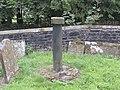 Sundial in Old Churchyard, Edale, Derbyshire.-1.jpg