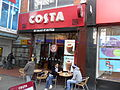 Sutton, Surrey London Costa Coffee High St.JPG
