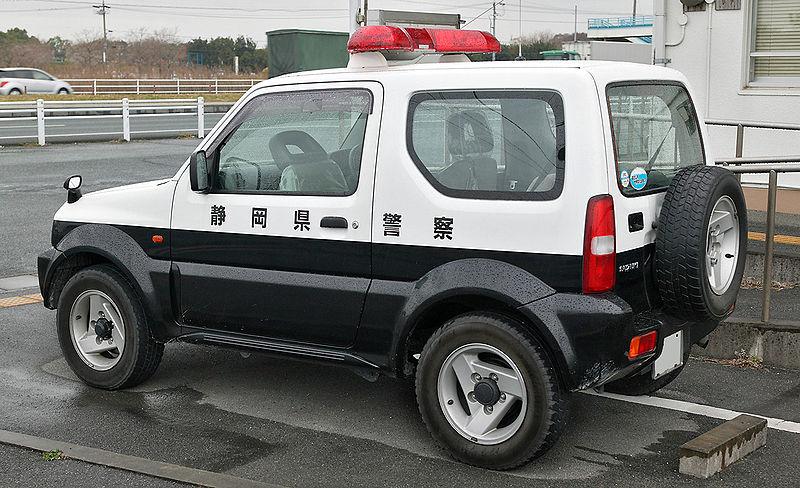 Suzuki Jimny Expedition Roof Rack