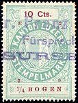 Switzerland Lucerne 1923 revenue 6 10c - 180 - E 2 23.jpg