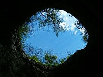 Komárom-Esztergom County - Image: Szelim barlang
