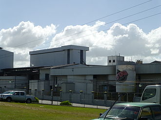 Carib Brewery - Image: T&T Champs Fleurs Carib