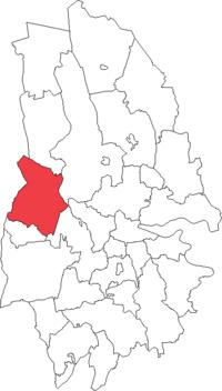 Karlskoga by i Örebro amt
