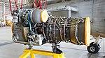 T700-IHI-401C2 engine left rear view at JMSDF Maizuru Air Station July 16, 2016 01.jpg