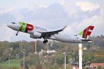 "TAP Air Portugal Airbus A320-214 CS-TMW ""Luisa Todi"" (26781306271).jpg"