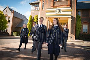 The Armidale School - TAS admitted its first senior girls in late 2015 ahead of full co-education the year after.