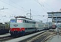 TEE Colosseum arriving at Milano Centrale in 1985.jpg