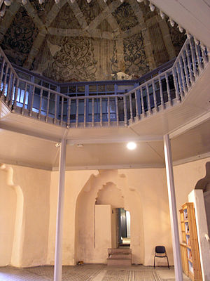 Bey Hamam - Image: THES Bey Hamam cool chamber