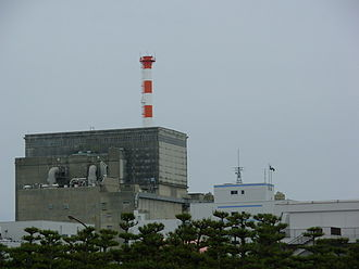 Tōkai Nuclear Power Plant - Tōkai I