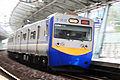 TRA-EMU712 in Xike Station 2014-01-31.jpg