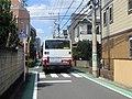 Tachikawa Bus Keyakidai-danchi Line 04.jpg