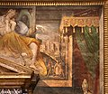 Taddeo zuccari, presa di tunisi, e federico zuccari, Enrico IV perdonato da papa Gregorio VII, 1564-80, 05.jpg