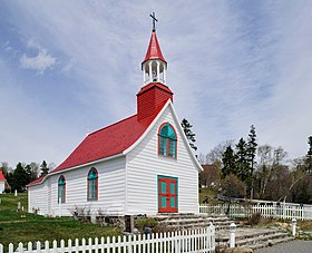 Image illustrative de l'article Chapelle de Tadoussac