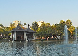 North District, Taichung - Taichung Park