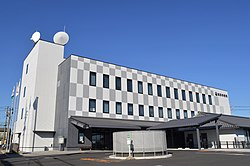 Takahama City Hall in Nov. 2018 ac.jpg
