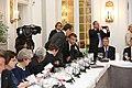 Tallinn Digital Summit. Welcome dinner hosted by HE Donald Tusk. Tour de table (36707152013).jpg