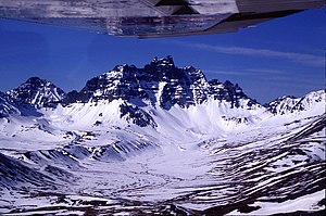 Tanada Peak Wrangell-St. Elias National Park A...