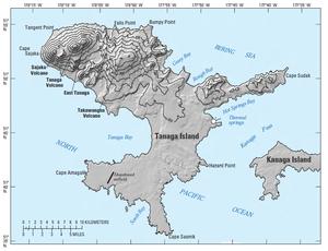 Tanaga Island - Tanaga Island