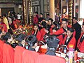 Taoist ceremony at Xiao ancestral temple in Chaoyang, Shantou, Guangdong (daoshi) (1).jpg