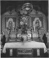 Taos County, New Mexico. Altar of church at Arroyo Seco - NARA - 521932.tif