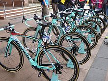 Team LottoNL-Jumbo bicycles.jpg