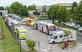 Teams Bus park (2021 Tour of Slovenia, Krško, stage 3).jpg