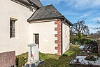 Techelsberg St. Bartlmä Filialkirche hl. Bartholomäus Sakristei 31122019 7804.jpg