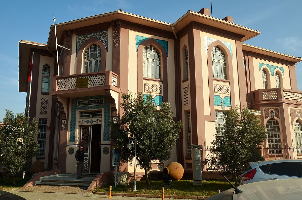 Tekirdağ Museum of Archaeology and Ethnography - Wikipedia