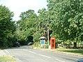 Telephone box at Leigh - geograph.org.uk - 25724.jpg