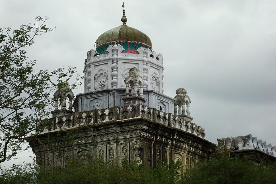 Temple of Pulgaon
