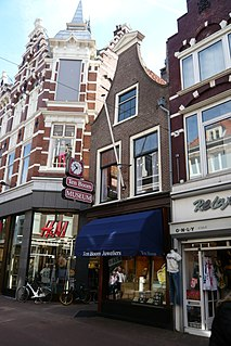 Ten Boom Museum museum in Haarlem, the Netherlands