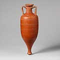 Terracotta amphora (storage jar) MET DP114288.jpg