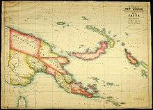 Lãnh thổ Papua và New Guinea – Wikipedia tiếng Việt