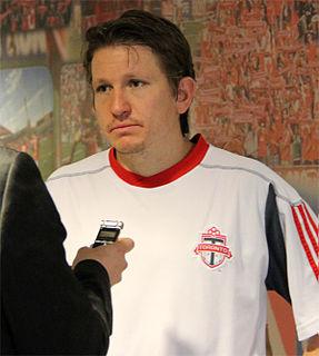 Terry Dunfield Canadian footballer