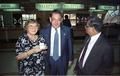 Terttu Soininen - Paul Jozef Crutzen - Ashesh Prasad Mitra - Science City - Calcutta 1996-12-21 067.tif