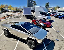 Tesla Cybertruck - Wikipedia