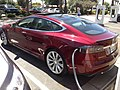 Tesla Model S at a Supercharger station.jpeg