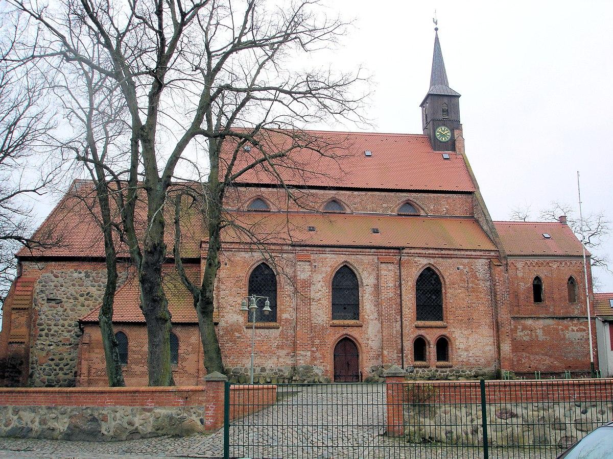 Tessin Bei Rostock