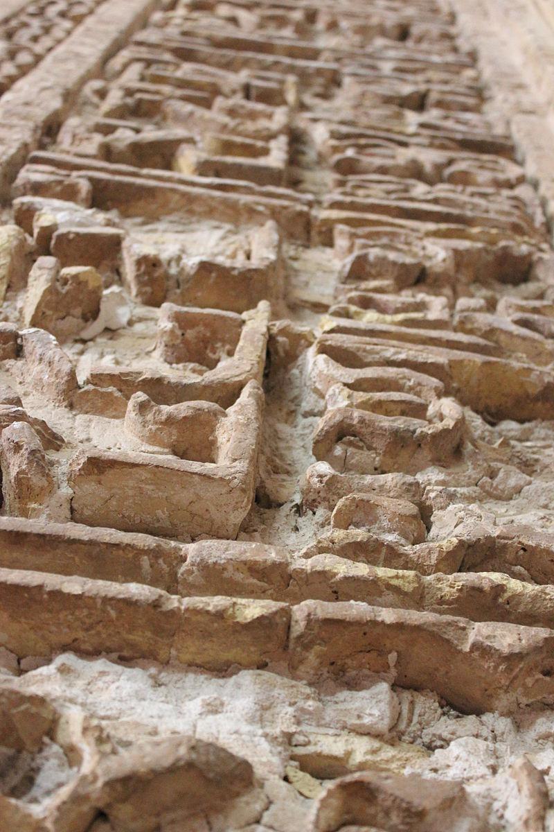 حکاکی ستونهای مسجد بایزید
