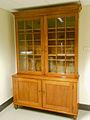 Thad Stevens office bookshleves.JPG