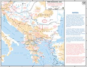 Balkans Campaign (World War II) - Wikipedia