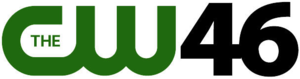"WJZY - The logo used by WJZY as a CW affiliate from 2011 to May 2013, when a temporary logo reading ""WJZY 46"" (with the ""46"" from this logo) replaced this one."