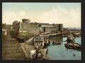 The Castle from swing bridge, Brest, France-LCCN2001697598.tif
