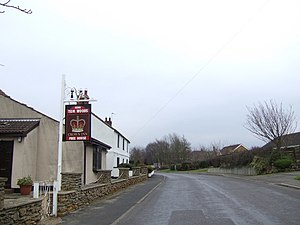 Osgodby, Lincolnshire - Image: The Crown Inn, Osgodby geograph.org.uk 339458