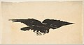 The Flying Raven, Ex Libris for The Raven by Edgar Allan Poe MET DP815457.jpg