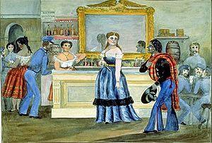 Samuel Chamberlain - Image: The Great Western as Landlady