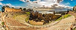 O teatro grego Taormina.jpg