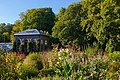 The Greenhouse of the botanical garden of Lund in the evening, 23.08.2016.jpg