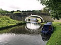 The Leeds and Liverpool Canal above Greenberfield Locks - geograph.org.uk - 532413.jpg